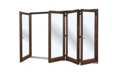 les portes pliantes s ouvrant vers l ext rieur upesl i. Black Bedroom Furniture Sets. Home Design Ideas
